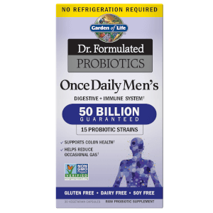 Microbiome Once Daily Men's - 30 Capsules