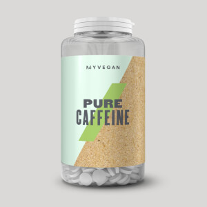 Pure Caffeine tablets