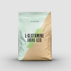 Vegan L-Glutamine Amino Acid Powder