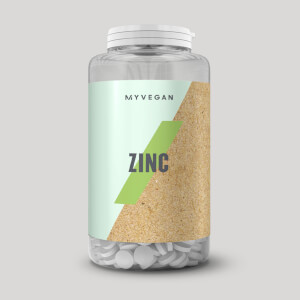 Vegan Zinc Tablets