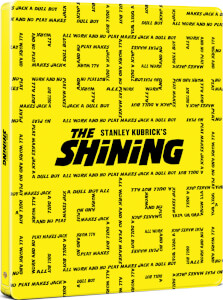 The Shining – Zavvi UK Exclusive 4K Ultra HD Steelbook (Includes 2D Blu-ray)