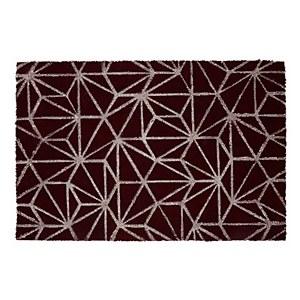 Premier Housewares Geometric Doormat