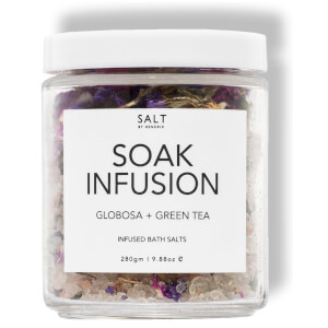 Salt by Hendrix Globosa and Green Tea Soak Infusion 280g