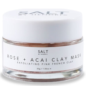 Salt by Hendrix Rose and Acai Face Mask 30g