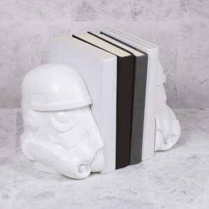 Star Wars Original Stormtrooper Bookends
