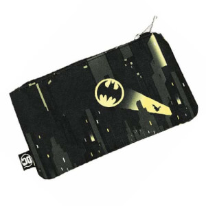 Loungefly DC Batman Batsignal Pouch