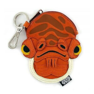Loungefly Star Wars Admiral Ackbar Coin Bag