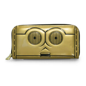 Loungefly Star Wars C3-P0 Embossed Wallet