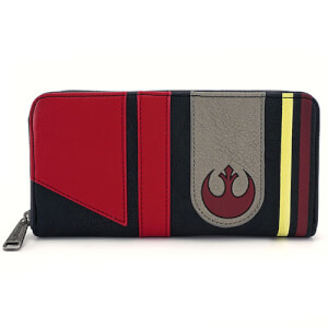 Loungefly Star Wars The Last Jedi Poe Dameron Wallet