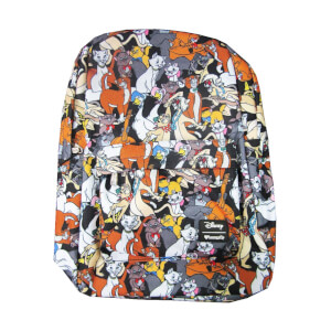 Disney Loungefly Mochila Nylon Los Aristogatos