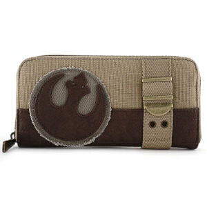 Star Wars Loungefly Cartera Logo Alianza Rebelde