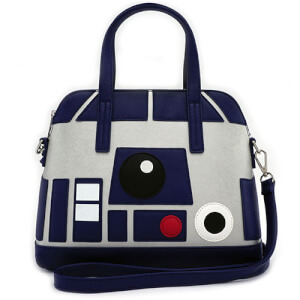 Loungefly Star Wars R2D2 Duffle Crossbody Bag