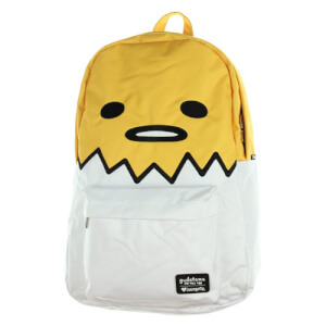 Loungefly Gudetama Face Nylon Backpack