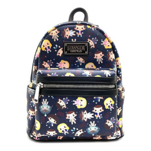 Loungefly Stranger Things Chibi Eleven Mini Backpack