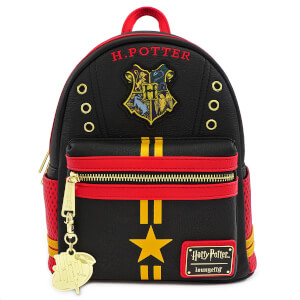 Loungefly Harry Potter Faux Leather Mini Backpack