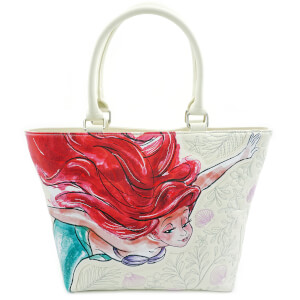 Loungefly Disney Little Mermaid Tote Bag