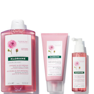 KLORANE Soothing Scalp Routine Bundle for Dry, Itchy, Irritated Scalp (Worth $55)