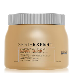 L'Oréal Professionnel Serié Expert Absolut Repair Gold Mask Lightweight Touch 500ml