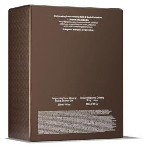 Molton Brown Invigorating Suma Ginseng Bath and Body Collection 2 x 300ml: Image 2