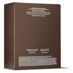 Molton Brown Invigorating Suma Ginseng & Bracing Silverbirch Bath and Shower Gel Duo 2 x 300ml: Image 2