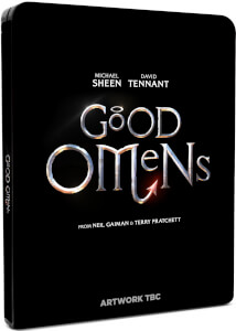 Good Omens  - Steelbook