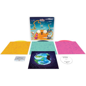 Mondo - ADVENTURE TIME - The Complete Series Soundtrack LP Box Set