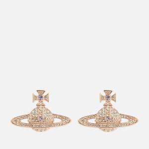 Vivienne Westwood Women's Kika Earrings - Pink Gold