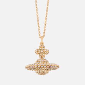 Vivienne Westwood Women's Grace Small Pendant - Gold Aurore Boreale