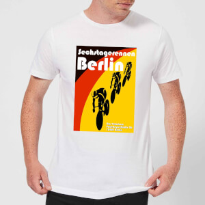 Mark Fairhurst Six Days Berlin Men's T-Shirt - White