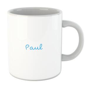 Paul Cool Tone Mug