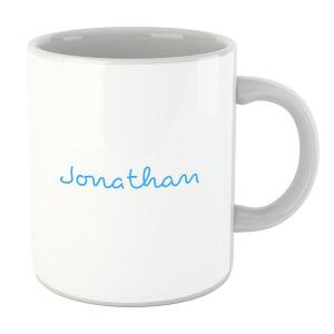 Jonathan Cool Tone Mug