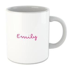 Emily Hot Tone Mug