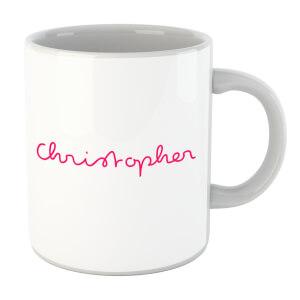 Christopher Hot Tone Mug