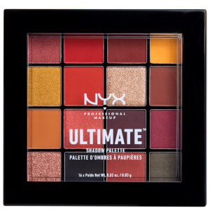 NYX Professional Makeup Ultimate Eyeshadow Palette - Phoenix 16 x 0.83g