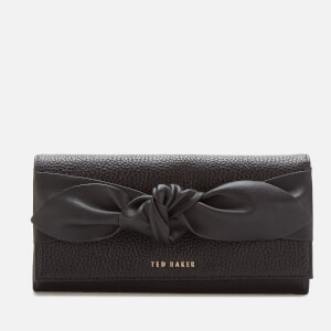 Ted Baker Women's Marigo Knotted Flap Matinee Purse - Black