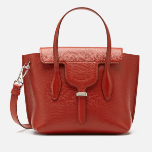 Tod's Women's Mini Joy Tote Bag - Red
