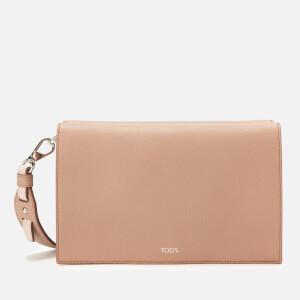 Tod's Women's Zip Mini Bag - Nude
