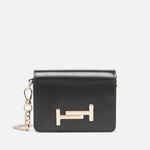 Tod's Women's Small Wallet On Chain - Black