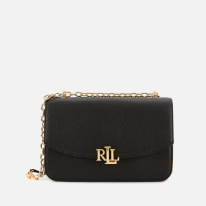 Lauren Ralph Lauren Women's Madison 27 Cross Body Bag - Black