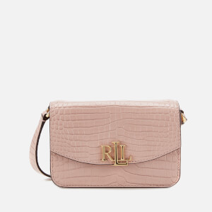 Lauren Ralph Lauren Women's Madison 18 Cross Body Bag - Mellow Pink
