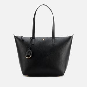Lauren Ralph Lauren Women's Keaton 26 Tote Bag - Black