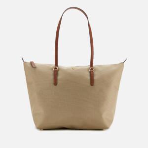 Lauren Ralph Lauren Women's Chadwick Small Tote Bag - Deep Olive