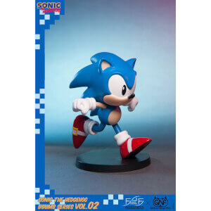 Sonic the Hedgehog BOOM8 Series PVC Figure Vol. 02 Sonic (8cm)