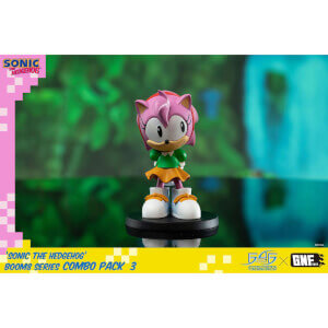 Sonic the Hedgehog BOOM8 Series PVC Figure Vol. 05 Amy (8cm)