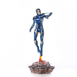 Iron Studios Avengers: Endgame BDS Art Scale Statue 1/10 Pepper Potts in Rescue Suit - 25cm