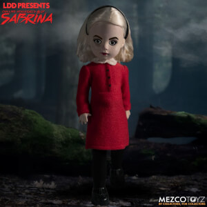 Mezco Living Dead Dolls The Chilling Adventures of Sabrina Sabrina Doll