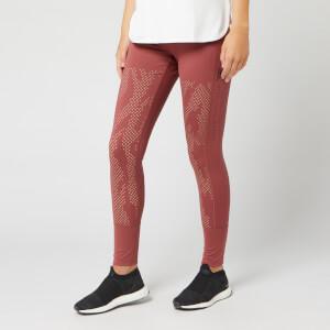 adidas by Stella McCartney Women's Train BT Tights - Clay Red