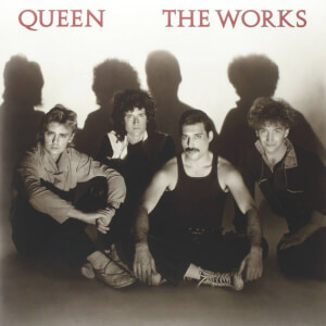 Queen - The Works LP