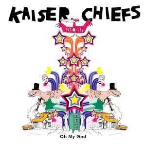 """Kaiser Chiefs - Oh My God 7"""" Single"""