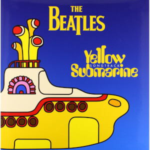 The Beatles - Yellow Submarine Songtrack LP